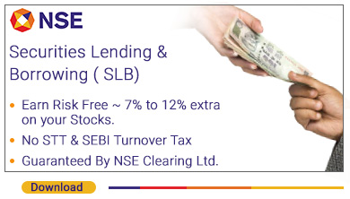 Securities Lending & Borrowing ( SLB)
