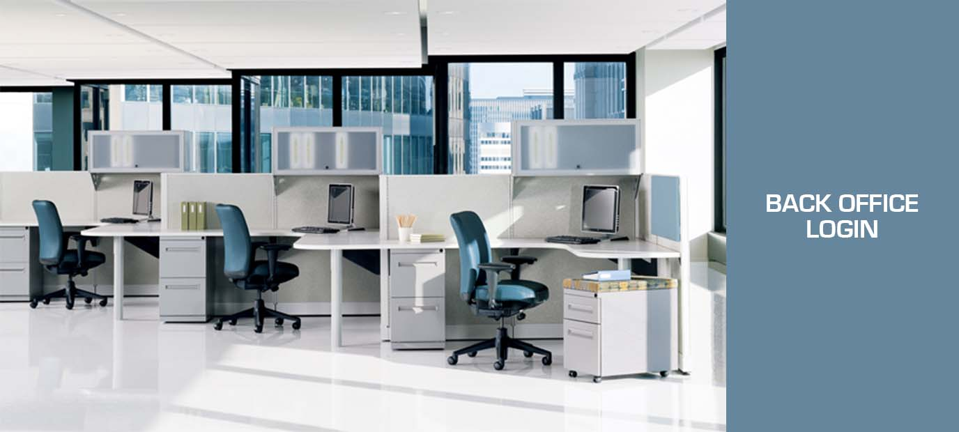 Branch Back Office, Client Backoffice